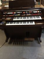 Orgue Technics u90 organ