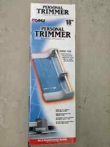 "Dahle 508 Personal Rolling Trimmer (18"") Peterborough Peterborough Area image 1"