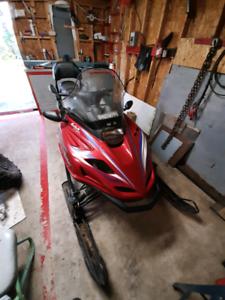 Yamaha venture 600 triple
