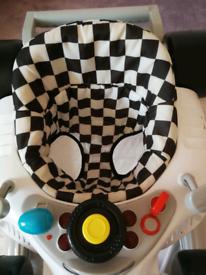 Babylo racing car walker