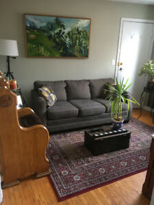 One Bedroom Downtown--May 1