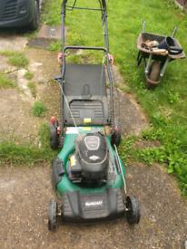Lawnmower for repair or parts