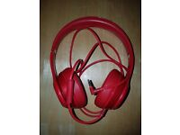 Beats Solo 2 HD Red