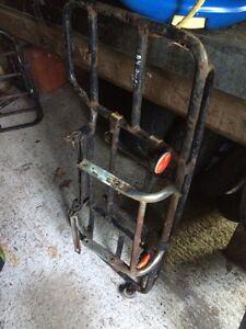 Honda 3 wheeler rack