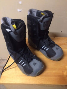 Firefly Mens 10.5 Snowboard Boots