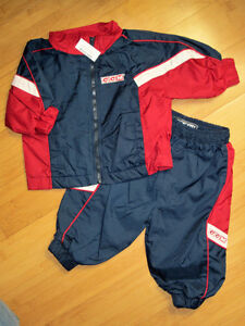 """CCM"" Outfit - 12 Mths"