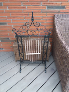 Wrought Iron Chimes