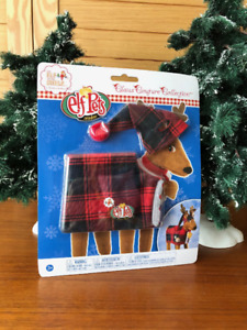 Elf on the Shelf - NEW  Claus Couture - Pets Reindeer Pajamas