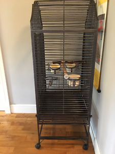 ***CHEAP BRAND NEW LARGE PARROT CAGE***