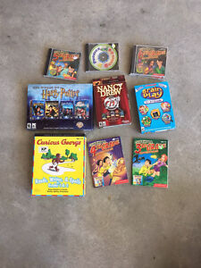 Educational computer games