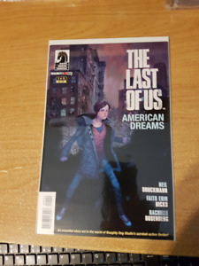The Last of Us #1 1st Print Naughty Dog Sony Playstation