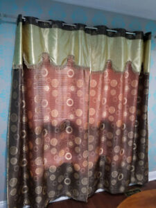 Beautiful Curtains for sale..(starting from $4 each)..