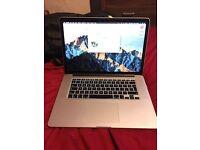 "MacBook Pro 15"" Retina Display 2013"