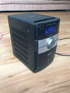 Philips Audio Music Player/Center + 2 JVC Speakers Kitchener / Waterloo Kitchener Area image 7