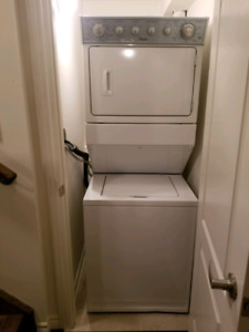 Whirlpool 8.4 cu. Ft Electric Combination Washer-Dryer