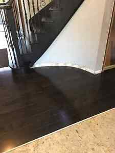 Hardwood, Laminate Flooring & Stair Installations Kitchener / Waterloo Kitchener Area image 3