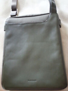 """Leather Shoulder Bag for notebook 13"""" WS and Apple® MacBook 13"""""""