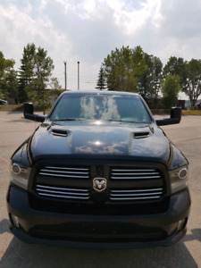 2015 dodge ram sport take over payment