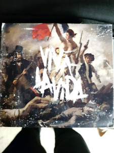 Viva La Vida - Coldplay CD
