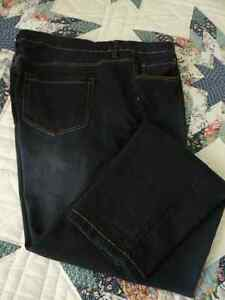 Dark Blue Jeans from Penningtons - Size 24