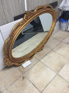 Antique Mirror/Miroir antique