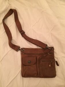 Roots Satchel