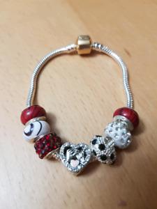 Bracelet Neuf style pandora