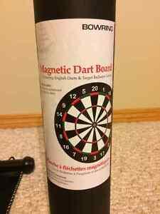Bowring Magnetic Dart board Strathcona County Edmonton Area image 2