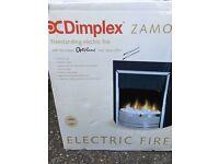 Dimplex Freestanding electric fire