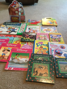 SEVERAL KIDS BOOKS