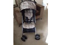 Pram buggy folding stroller almost new rrp £135 from America