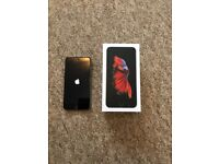 iPhone 6s Plus 64GB O2 Network. Good Condition - Space Grey.