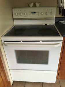 Fridge and stove $500