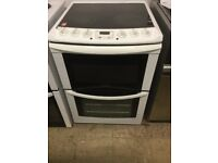 Tricity Bendix White 60cm Wide Electric Cooker