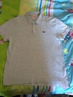 Mens Lacoste Polo Shirt Size-5