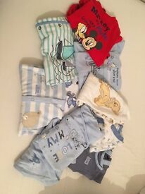 Bundle of newborn and 0-3 baby grows