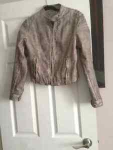 Envy Jacket small grey Beulah from Envy store St. John's Newfoundland image 1