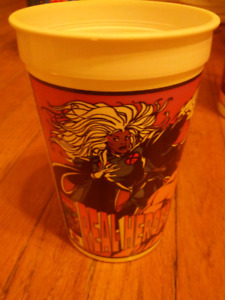 Marvel Pizza Hut cup