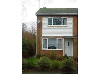 2 bed house for rent in Warwick - suit professional couple/ small family. 1 mile from town centre.