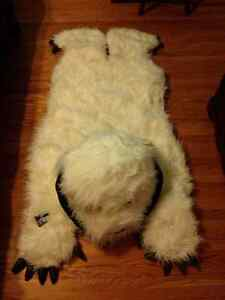 NEW Star Wars Wampa Ice Monster Floor Rug