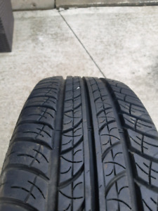 Mazda 3 tires and rims.