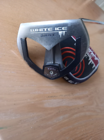 Odyssey White Ice putter £90
