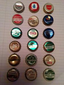Beer caps/ bouchon bouteille de bière
