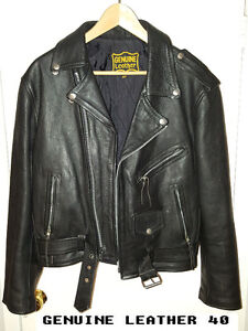 MEN'S LEATHER MOTORCYCLE GEAR / CLOTHING