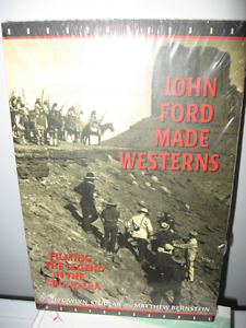 SEALED JOHN FORD made Westerns paperback book collectors special