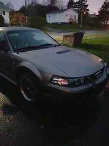 2001 mustang. Call or text 1-902-549-1071.