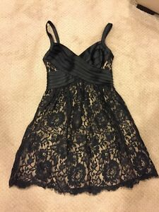 BCBG MAXAZRIA Lace Dress Strathcona County Edmonton Area image 1