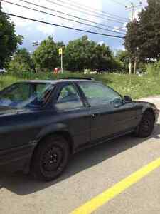 1991 Honda Prelude Coupé (2 portes) West Island Greater Montréal image 4