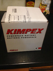 New Kimpex YTX9-BS gel battery