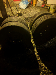 175/65 R14 All Season Tires with Rims! ***$100 NEED GONE!!!***
